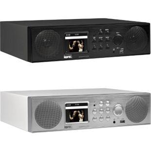 Imperial DABMAN i450 DAB+/ UKW Internetradio Unterbauradio WLAN, versch. Farben Farbe: Schwarz - Bild 1