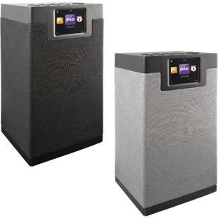 Imperial DABMAN i600 Multifunktionsradio, Internet, DAB+/UKW, BT, versch. Farben Farbe: Grau-schwarz - Bild 1