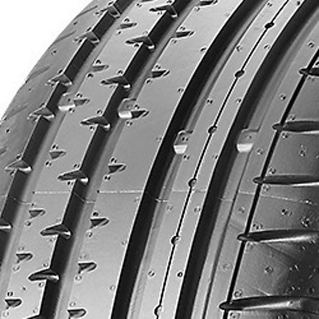 Continental ContiSportContact 2 205/55 R16 91V AO, mit Leiste - Bild 1