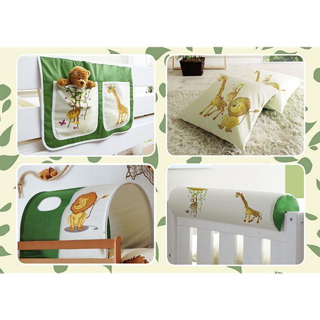 TiCAA Kinder Hochbett Zubehör Set 4-teilig - Bild 1