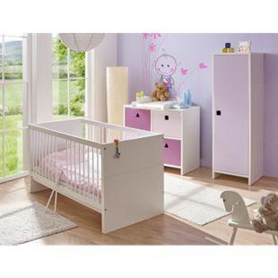 """TiCAA Babyzimmer """"Cubo"""" 3-teilig, verschied. Farben - Bild 1"""