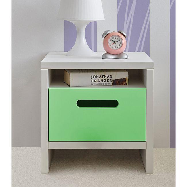 Ticaa Nachtkommode Clou Verschied Farben Online Kaufen Netto