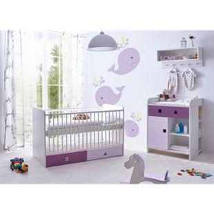 TiCAA Babyzimmer 3 teilig Cubo MDF - Bild 1