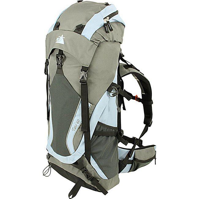 neuer & gebrauchter designer beste Angebote für Sonderangebot 10T Rucksack Tate 60L einstellbarer Trekkingrucksack Wanderrucksack  Reiserucksack mit Regenschutz