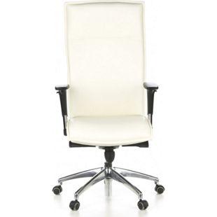 hjh OFFICE Luxus Chefsessel MURANO 20 mit Armlehnen (höhenverstellbar) - Bild 1