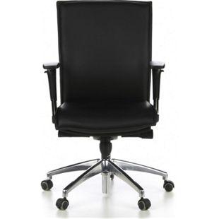 hjh OFFICE Luxus Chefsessel MURANO 10 mit Armlehnen (höhenverstellbar) - Bild 1