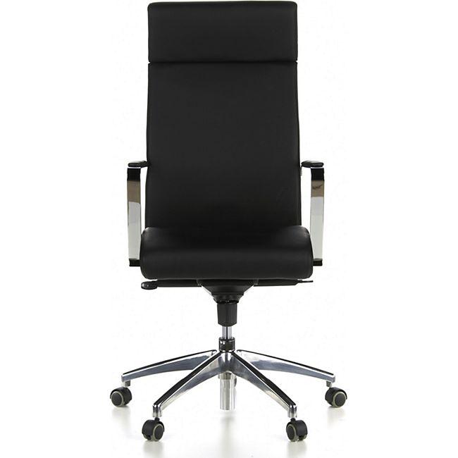 hjh OFFICE Luxus Chefsessel BAROLO 20 mit Armlehnen - Bild 1