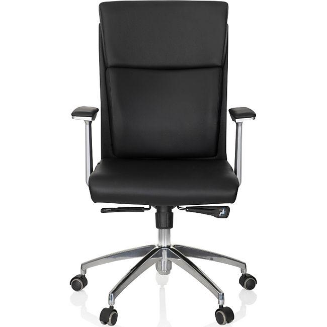 hjh OFFICE Luxus Chefsessel MONZA 10 mit Armlehnen - Bild 1