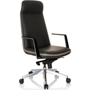 hjh OFFICE Luxus Chefsessel ATMOS mit Armlehnen - Bild 1