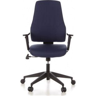 hjh OFFICE Profi Bürostuhl PRO-TEC 100 mit Armlehnen (höhenverstellbar) - Bild 1