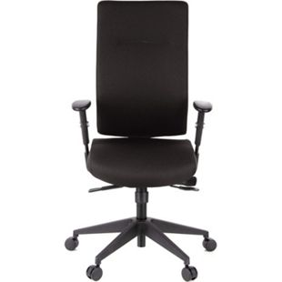 hjh OFFICE Profi Bürostuhl PRO-TEC 300 mit Armlehnen (höhenverstellbar) - Bild 1