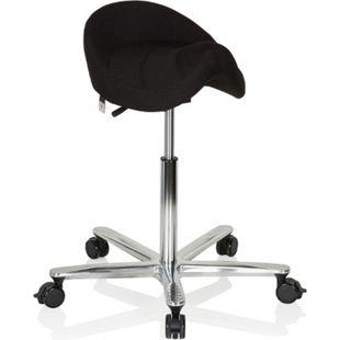 hjh OFFICE Arbeitsstuhl Arbeitshocker MOVE-TEC 3D PRO I - Bild 1