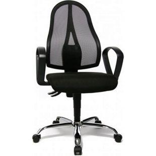 Topstar Home Office Bürostuhl OPEN POINT  P SOMO AL.B2(B) mit Armlehnen - Bild 1