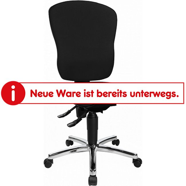 Topstar Profi Bürostuhl SITNESS ohne Armlehnen - Bild 1