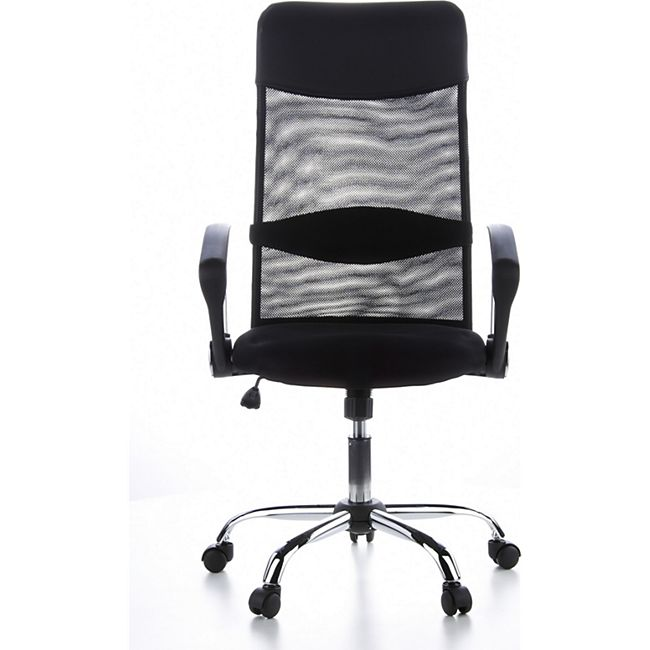 hjh OFFICE Home Office Chefsessel ARIA HIGH mit Armlehnen - Bild 1
