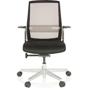 hjh OFFICE High End Bürostuhl FOUNTAINE PRO mit Armlehnen - Bild 1