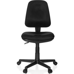 hjh OFFICE Home Office Bürostuhl CITY 15 ohne Armlehnen - Bild 1