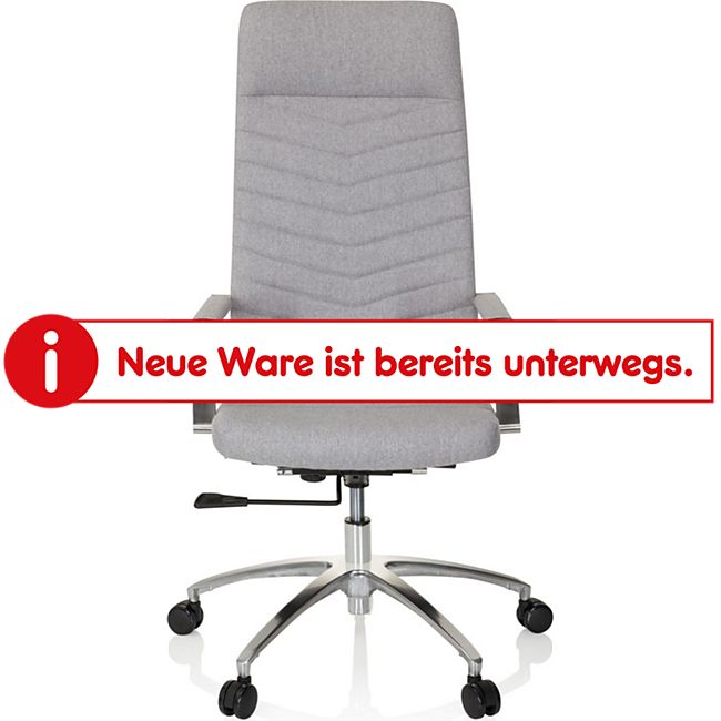 hjh OFFICE Home Office Bürostuhl SARANTO PLUS mit Armlehnen - Bild 1