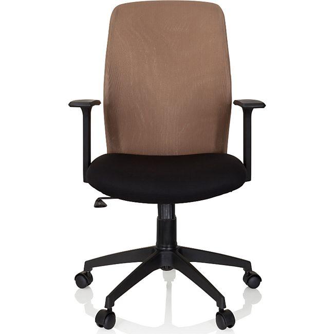 hjh OFFICE Home Office Bürostuhl LESTER mit Armlehnen - Bild 1