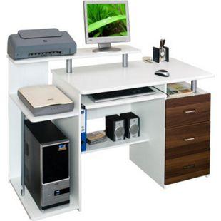 hjh OFFICE Schreibtisch STELLA - Bild 1