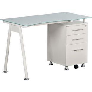 hjh OFFICE Schreibtisch NERO I - Bild 1