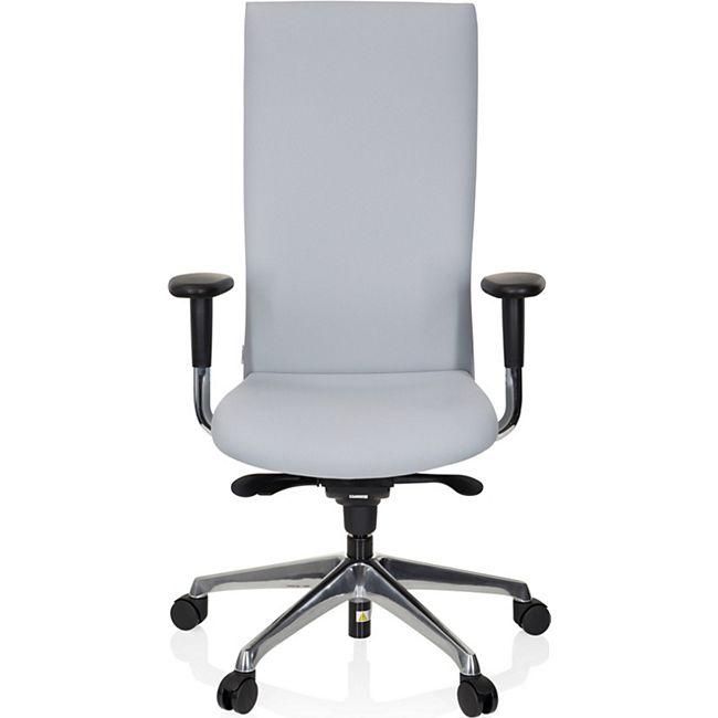 hjh OFFICE High End Bürostuhl OFFICE-TEC mit Armlehnen (höhenverstellbar) - Bild 1