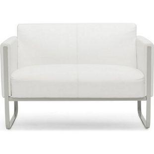 hjh OFFICE Lounge Sofa ARUBA mit Armlehnen - Bild 1