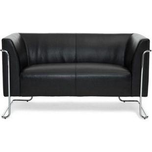 hjh OFFICE Lounge Sofa CURACAO mit Armlehnen - Bild 1