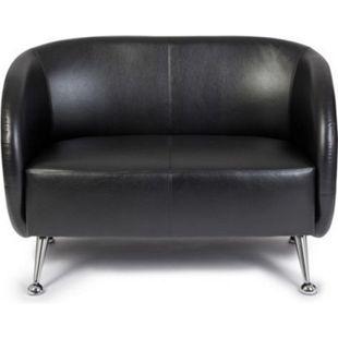 hjh OFFICE Lounge Sofa ST. LUCIA mit Armlehnen - Bild 1