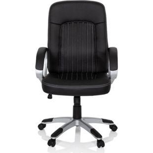 hjh OFFICE Home Office Chefsessel UNIQUE mit Armlehnen - Bild 1