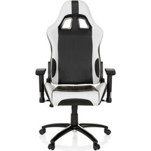hjh OFFICE Gamingstuhl MONACO II mit Armlehnen (höhenverstellbar) - Bild 1