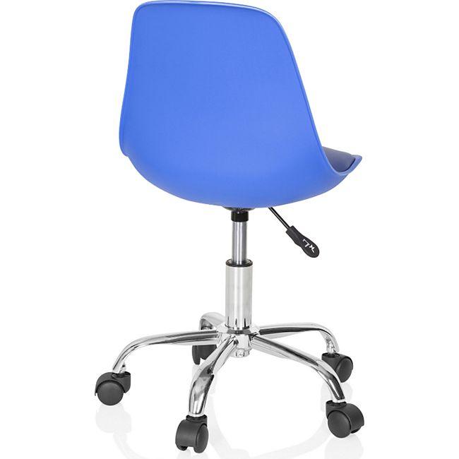 Kinderstuhl / Drehstuhl FANCY II blau hjh OFFICE