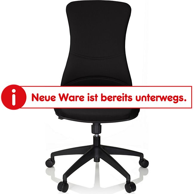 hjh OFFICE Profi Bürostuhl OFFICE XT ohne Armlehnen - Bild 1