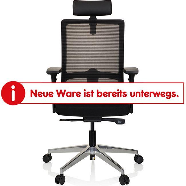 hjh OFFICE Profi Bürostuhl VARO mit Armlehnen (höhenverstellbar) - Bild 1