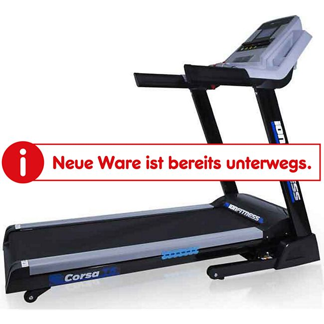 ION Fitness ION Fitness Corsa T5 klappbares Laufband - 3PS - iConcept komp. - Stoßdämpfung - Bild 1