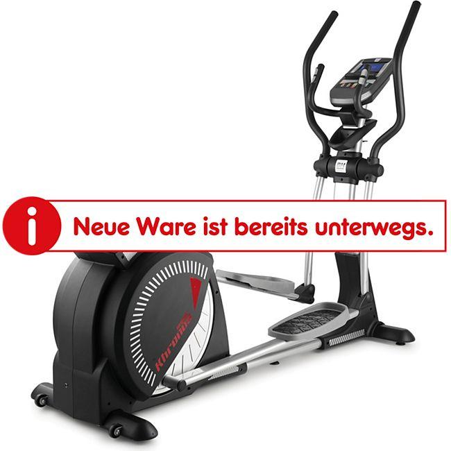BH Fitness I.SUPER KHRONOS G2487I- Crosstrainer - 35Kg Schwungmasse - 51cm Schrittlänge - Kann mit dem Smartphone oder Tablet verbunden werden - Bild 1