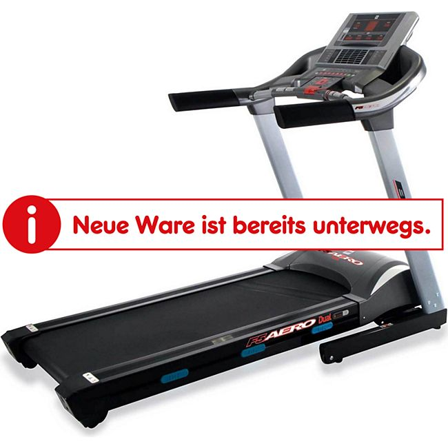 BH Fitness BH Fitness iF5 AERO DUAL G6427LW 4PS Laufband-Apps kompatibel-Triathlon Training - Bild 1