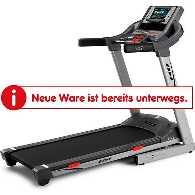 BH Fitness BH Fitness ZX7 TFT G6473TFTRF klappbares Laufband - Touchscreen + 8 J. Garantie - Bild 1