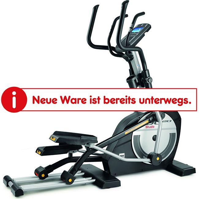 BH Fitness BH Fitness FDC20 STUDIO G868TFT Crosstrainer, Ellipsentrainer, 35kg Schwungmasse, mit Touch&Fun Technology - Bild 1