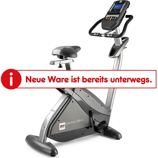 BH Fitness BH Fitness i.CARBON BIKE DUAL H8705LW - Dual Kit Inklusive  - Intensive Anwendungsfrequenz - Bild 1