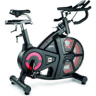 BH Fitness AIRMAG H9120 indoorbike - indoorcycling - 18 kg Schwunggewicht - 2 Bremssysteme (Magnetisch + Druckluft) - Bild 1
