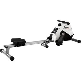 BH Fitness BH Fitness AQUO R308 Rudergerät - übersichtlicher Monitor - 5,5 kg Schwungewicht - stabiler Zugband - Magnetbremssystem - Bild 1