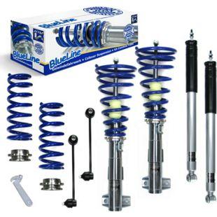JOM BlueLine Gewindefahrwerk mit Stabilisatoren Mercedes CLK (W209) 200 Kompressor, 220 CDI, 240, 270 CDI, 280, 320, 320 CDI, 350, 500 Baujahr 2002 - 2009 - Bild 1
