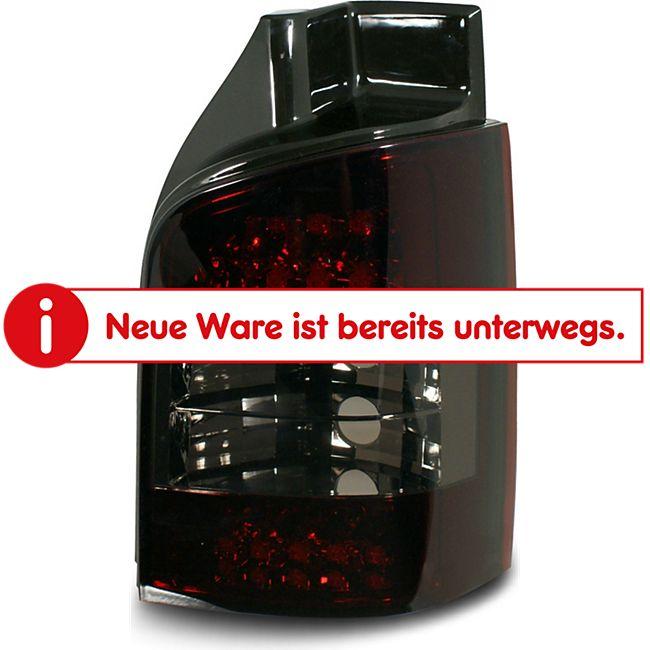 JOM LED Rückleuchten schwarz VW T5 Bj. 2003-, nur für Fahrzeuge mit Heckklappe - Bild 1