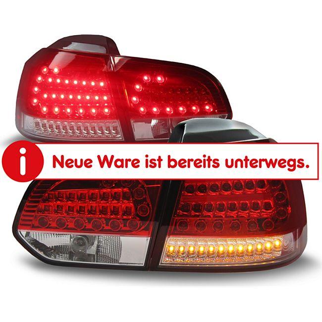 JOM Urban Style LED Rückleuchten dunkelrot VW Golf 6 Bj. 08-12 - Bild 1