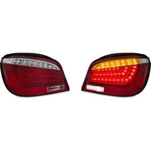 JOM LED Lightbar Rückleuchten im New 5er Design passend für BMW 5er E60 Limo Bj. 03-07 - Bild 1