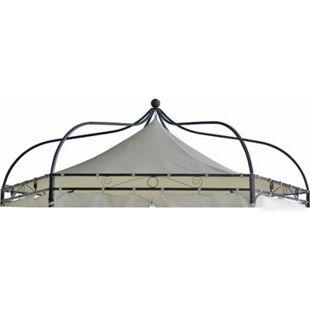 DEGAMO Ersatzdach für Pavillon MODENA, Polyester PVC-beschichtet écru - Bild 1