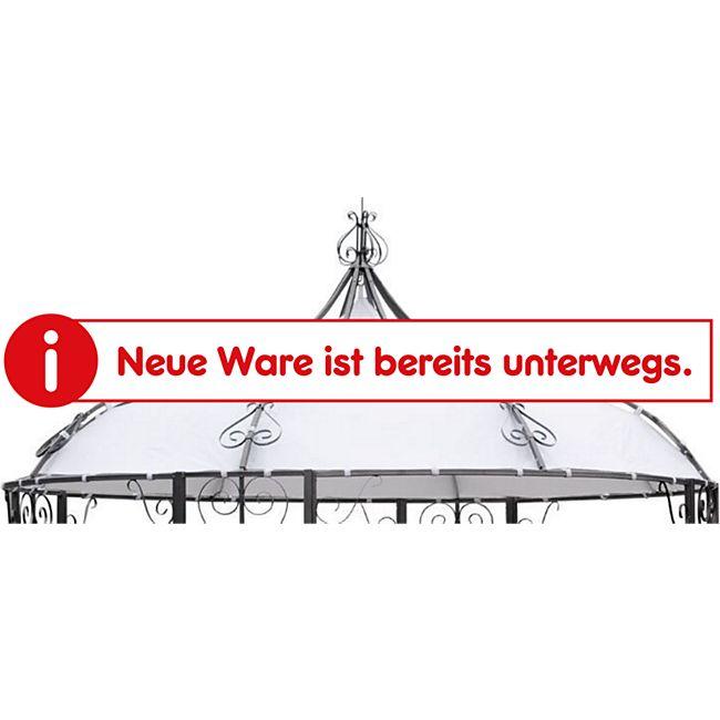 DEGAMO Ersatzdach für Pavillon BURMA, Polyester PVC-beschichtet weiss - Bild 1