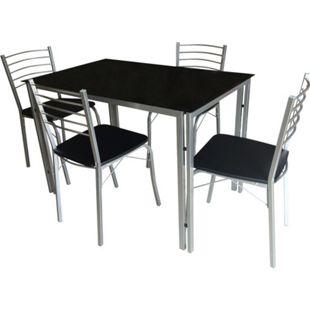 tischgruppen online kaufen netto. Black Bedroom Furniture Sets. Home Design Ideas