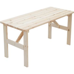 DEGAMO Tisch BERGEN 65x150cm, Kiefer massiv - Bild 1